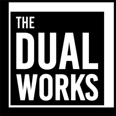 The Dual Works - Artist studio with Zoe Robertson and Steve Snell