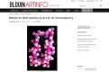 aRTINFO SCREENSHOOT - web