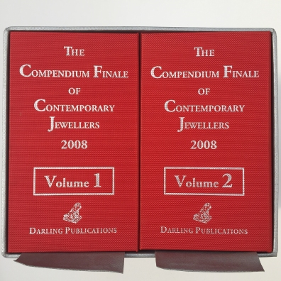 The Compendium Finale of Contemporary Jewellery ISBN 9783939130956