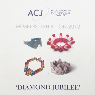 Diamond Jubilee - ACJ Members Exhibition ISBN 978-1-904839-57-6