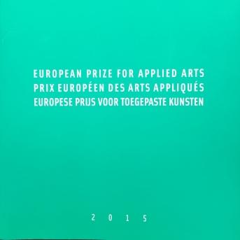 Euroean Prize for Applied Arts / Prix Europeen Des Arts Appliques - Zoe Robertson
