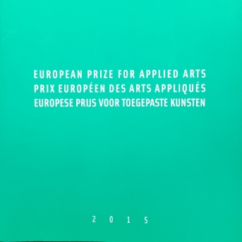 Euroean Prize for Applied Arts / Prix Europeen Des Arts Appliques - Zoe Robertson