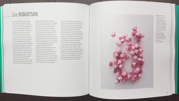 Euroean Prize for Applied Arts / Prix Europeen Des Arts Appliques - Zoe Robertson 2