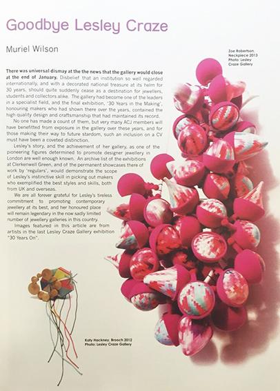 findings magazine - ACJ