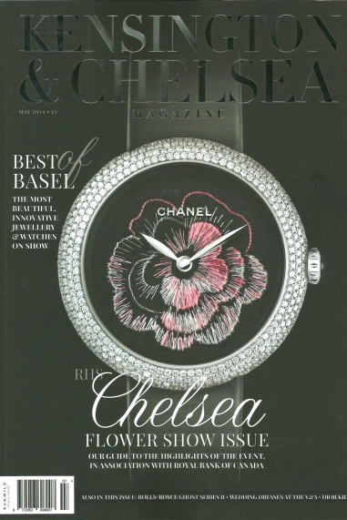 May 2014 Kensington & Chelsea Magazine - web