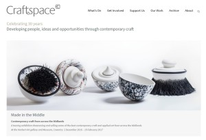 Craftspace - Made in the Midlle - Zoe Robertson