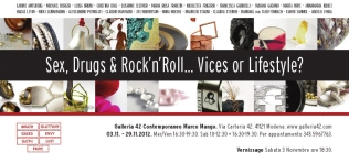 Sex, drugs and Rock n Roll, Vices or lifestyle - Zoe Robertson
