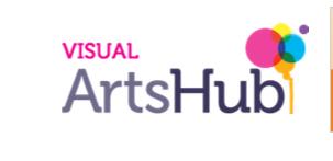 visual arts hub - web