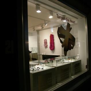 Target the Heart - Electrum Gallery - Zoe Robertson