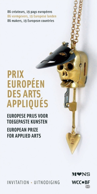 European Prize for Applied Arts 2012 - Zoe Robertson
