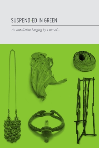 Suspended in Green publication - Zoe Robertson