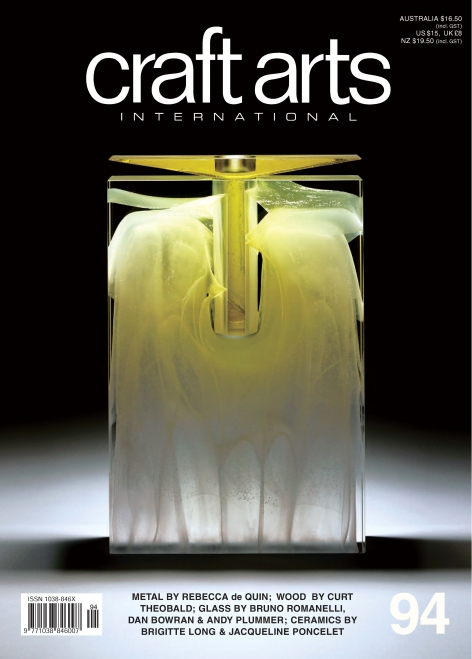 Craft Arts International issue 94