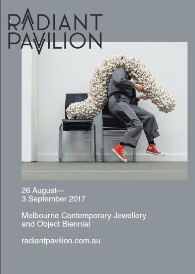 Radiant Pavilion Melbourne Contemporary jewellery and Object Biennial - Without a Jewel, radiant pavillon, Melbourne City library, Zoe Robertson, Renee Ugazio, Anneleen Swillen, Paulina Rodete, curated by Judith Torzillo and Victoria Cleland