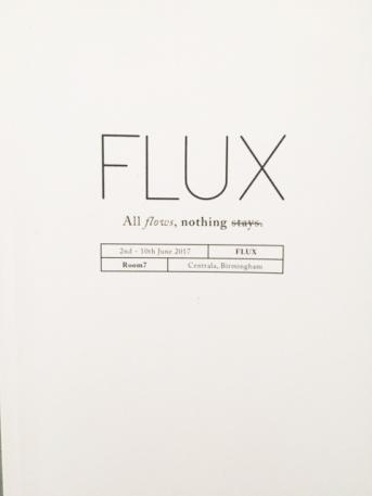 Flux - room 7 - Zoe Robertson