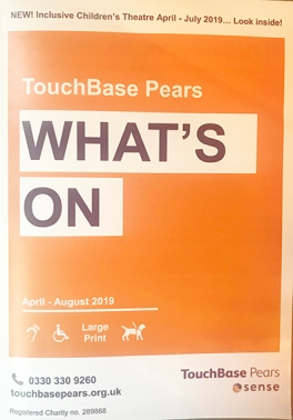 Sense TouchBase Pears in collaboration with Zoe Robertson + Dual Works