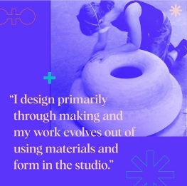 Zoe Robertson featiured on Design by Women