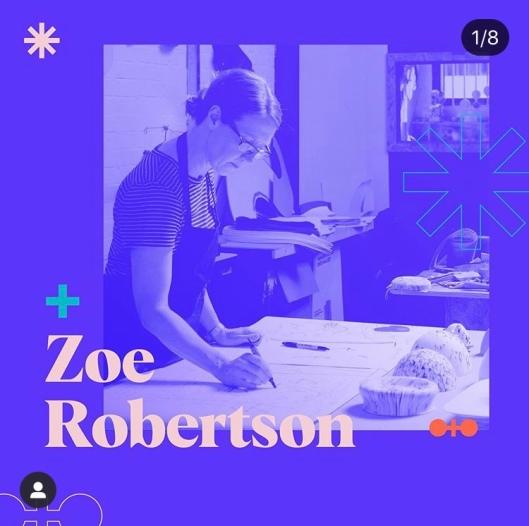 Zoe Robertson featured in Design By Women 3